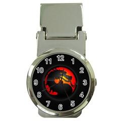 Dragon Money Clip Watches