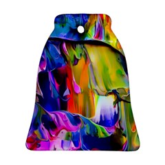 Abstract Acryl Art Bell Ornament (two Sides) by tarastyle