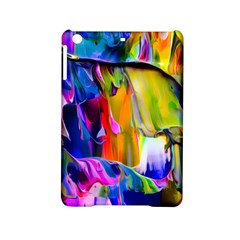 Abstract Acryl Art Ipad Mini 2 Hardshell Cases by tarastyle