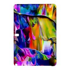 Abstract Acryl Art Samsung Galaxy Tab Pro 10 1 Hardshell Case by tarastyle
