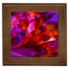 Abstract Acryl Art Framed Tiles by tarastyle