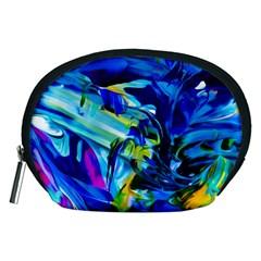 Abstract Acryl Art Accessory Pouches (medium)  by tarastyle
