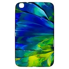 Abstract Acryl Art Samsung Galaxy Tab 3 (8 ) T3100 Hardshell Case  by tarastyle