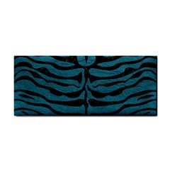 Skin2 Black Marble & Teal Leather Cosmetic Storage Cases by trendistuff