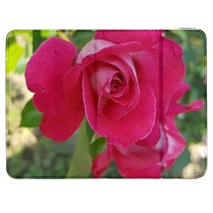 Romantic Red Rose Photography Samsung Galaxy Tab 7  P1000 Flip Case by yoursparklingshop