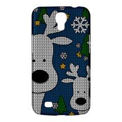 Cute Reindeer  Samsung Galaxy Mega 6 3  I9200 Hardshell Case by Valentinaart