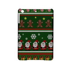 Ugly Christmas Sweater Ipad Mini 2 Hardshell Cases by Valentinaart