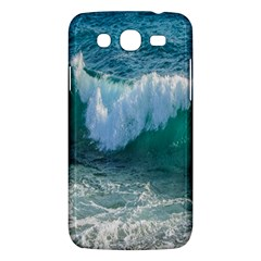 Awesome Wave Ocean Photography Samsung Galaxy Mega 5 8 I9152 Hardshell Case  by yoursparklingshop