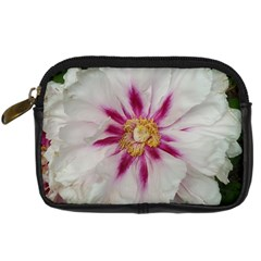 Floral Soft Pink Flower Photography Peony Rose Digital Camera Cases by yoursparklingshop