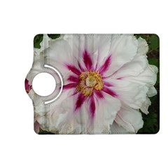 Floral Soft Pink Flower Photography Peony Rose Kindle Fire Hd (2013) Flip 360 Case by yoursparklingshop