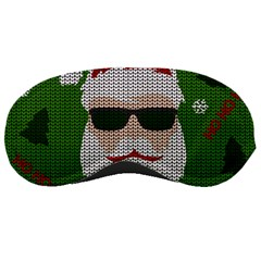 Ugly Christmas Sweater Sleeping Masks by Valentinaart