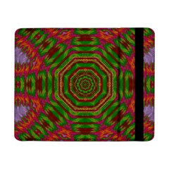 Feathers And Gold In The Sea Breeze For Peace Samsung Galaxy Tab Pro 8 4  Flip Case by pepitasart