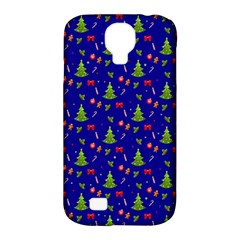 Christmas Pattern Samsung Galaxy S4 Classic Hardshell Case (pc+silicone) by Valentinaart