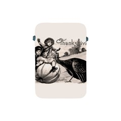 Vintage Thanksgiving Apple Ipad Mini Protective Soft Cases by Valentinaart