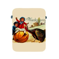 Vintage Thanksgiving Apple Ipad 2/3/4 Protective Soft Cases by Valentinaart
