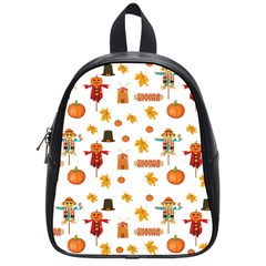 Thanksgiving School Bag (small) by Valentinaart