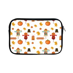 Thanksgiving Apple Ipad Mini Zipper Cases by Valentinaart