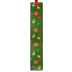 Thanksgiving Turkey  Large Book Marks by Valentinaart