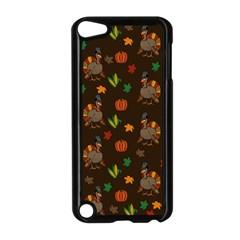 Thanksgiving Turkey  Apple Ipod Touch 5 Case (black) by Valentinaart
