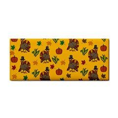 Thanksgiving Turkey  Cosmetic Storage Cases by Valentinaart