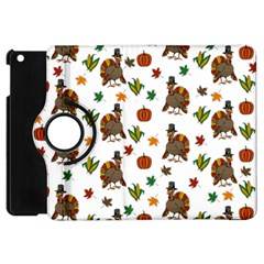 Thanksgiving Turkey  Apple Ipad Mini Flip 360 Case by Valentinaart