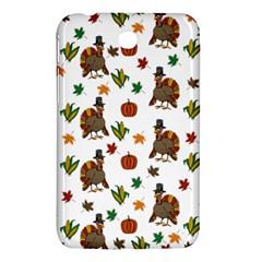 Thanksgiving Turkey  Samsung Galaxy Tab 3 (7 ) P3200 Hardshell Case  by Valentinaart