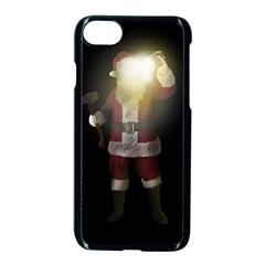 Santa Killer Apple Iphone 8 Seamless Case (black) by Valentinaart