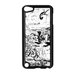 Graffiti Apple Ipod Touch 5 Case (black) by Valentinaart