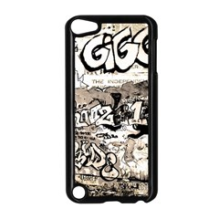 Graffiti Apple Ipod Touch 5 Case (black) by Valentinaart
