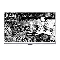 Graffiti Business Card Holders by Valentinaart