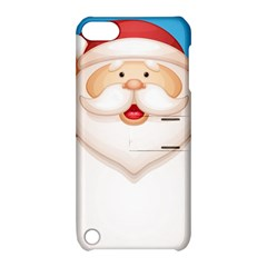 Christmas Santa Claus Letter Apple Ipod Touch 5 Hardshell Case With Stand by Alisyart