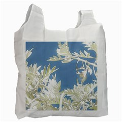 Nature Pattern Recycle Bag (two Side)  by dflcprintsclothing