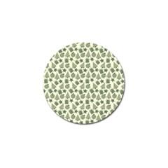 Christmas Pattern Gif Star Tree Happy Golf Ball Marker (10 Pack) by Alisyart