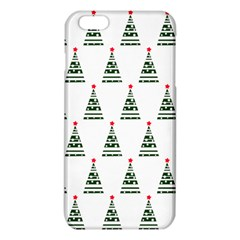Christmas Tree Green Star Red Iphone 6 Plus/6s Plus Tpu Case by Alisyart