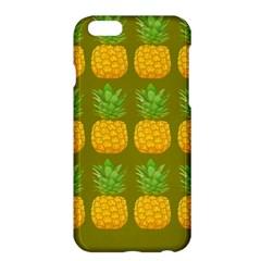Fruite Pineapple Yellow Green Orange Apple Iphone 6 Plus/6s Plus Hardshell Case by Alisyart