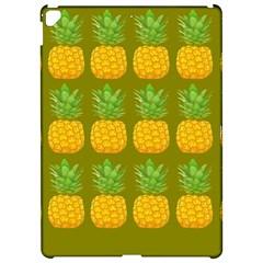 Fruite Pineapple Yellow Green Orange Apple Ipad Pro 12 9   Hardshell Case by Alisyart