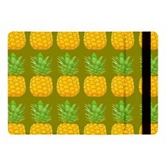 Fruite Pineapple Yellow Green Orange Apple Ipad Pro 10 5   Flip Case by Alisyart