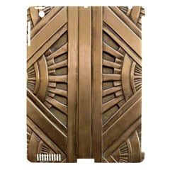 Art Deco Gold Door Apple Ipad 3/4 Hardshell Case (compatible With Smart Cover) by 8fugoso