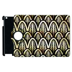 Art Deco Apple Ipad 2 Flip 360 Case by 8fugoso