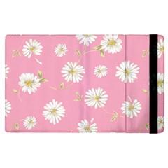 Pink Flowers Apple Ipad Pro 12 9   Flip Case by 8fugoso