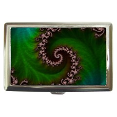 Benthic Saltlife Fractal Tribute For Reef Divers Cigarette Money Cases by beautifulfractals