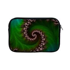 Benthic Saltlife Fractal Tribute For Reef Divers Apple Ipad Mini Zipper Cases by beautifulfractals