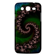 Benthic Saltlife Fractal Tribute For Reef Divers Samsung Galaxy Mega 5 8 I9152 Hardshell Case  by beautifulfractals