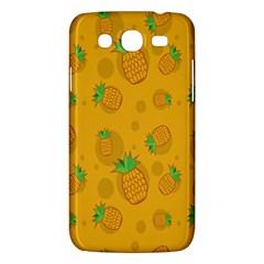 Fruit Pineapple Yellow Green Samsung Galaxy Mega 5 8 I9152 Hardshell Case  by Alisyart