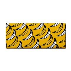 Fruit Bananas Yellow Orange White Cosmetic Storage Cases by Alisyart
