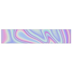 Holographic Design Small Flano Scarf by tarastyle