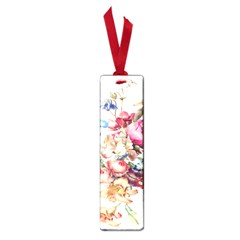 Fleur Vintage Floral Painting Small Book Marks by Celenk