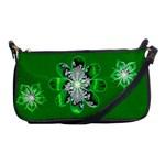 fantasy island green clutch purse - Shoulder Clutch Bag