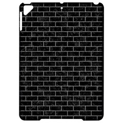 Brick1 Black Marble & Gray Denim (r) Apple Ipad Pro 9 7   Hardshell Case by trendistuff