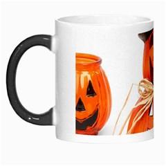 Funny Halloween Pumpkins Morph Mugs by gothicandhalloweenstore